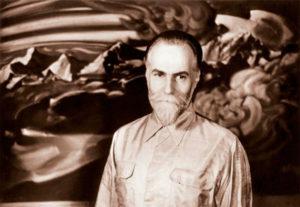 Святослав Николаевич Рерих. 1960-е