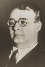 Борис Яковлевич Владимирцов (8 (20) июля 1884 - 17 августа 1931 (47 лет))
