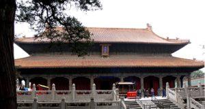 Храм Конфуция в Цюйфу (Qūfù), — городской уезд городского округа Цзинин китайской провинции Шаньдун (Shāndōng). Основан в 478 году до н. э.